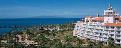 Hotel riu palace tenerife la caleta tenerife for Jardin caleta tenerife sur
