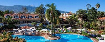 Hotel parque san antonio puerto de la cruz tenerife - Sol parque san antonio puerto de la cruz ...